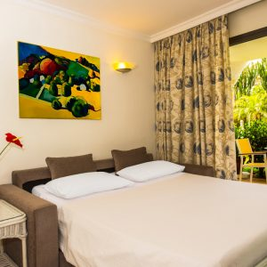 24 komfortable Apartments mit Küche und Bad